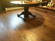 Floating Hardwood