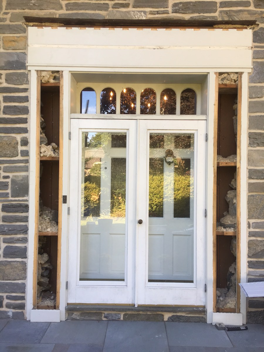 Havertown front door replacement jr carpentry tile for Front door replacement