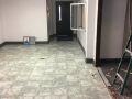 Apartment Lobby Makeover In Sea Isle entry door before 1