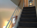 Before image from a railing renovation project by JR Carpentry & Tile