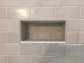 Philadelphia Tile Installation - Shower Detail 2