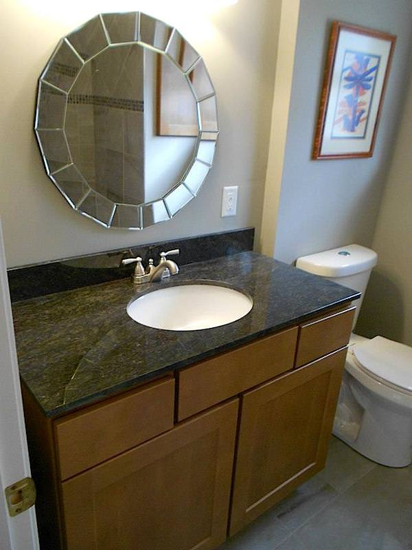 Warrington Bathroom by JR Carpentry & Tile