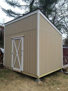 Spacesaver Shed