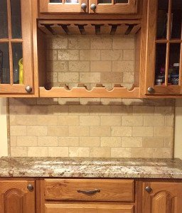 King Of Prussia Kitchen Tile