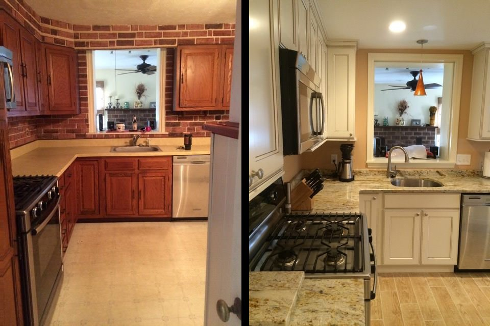 Roxborough Kitchen Remodeling - Compare