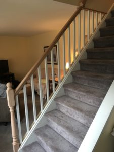 Interior Railing Replacement