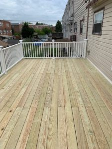Philly Deck Refurbishing